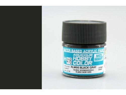 Mr.Hobby Aqueous Hobby Color H-416 RLM66 Black Gray