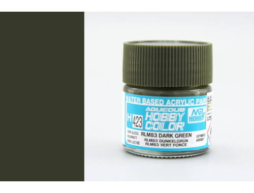 Mr.Hobby Aqueous Hobby Color H-423 RLM83 Dark Green