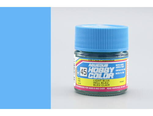 Mr.Hobby Aqueous Hobby Color H-045 Light Blue
