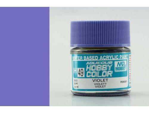 Mr.Hobby Aqueous Hobby Color H-049 Violet