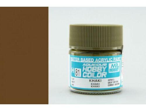 Mr.Hobby Aqueous Hobby Color H-081 Khaki