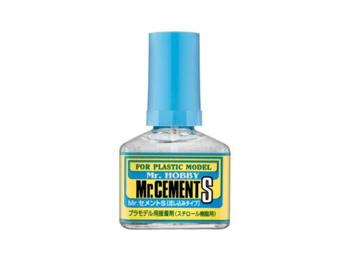 Mr.Hobby Mr.Cement S (40 ml) MC-129