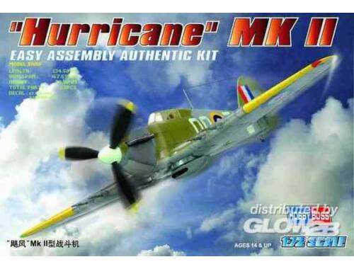 Hobby Boss Hurricane MK II 1:72 (80215)