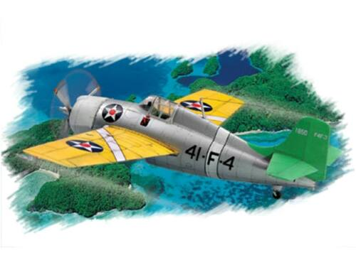 Hobby Boss F4F-3 ''Wildcat'' 1:72 (80219)