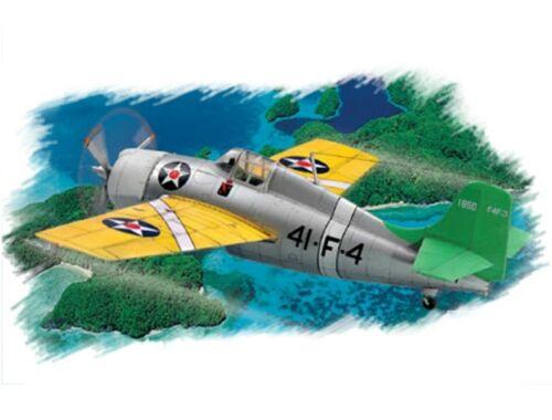 Hobby Boss F4F-3 ''Wildcat'' 1:72 (80219)