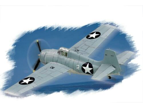 Hobby Boss F4F-4 ''Wildcat'' 1:72 (80220)
