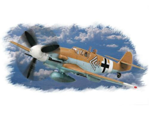 Hobby Boss Bf109 G-2/ TROP 1:72 (80224)