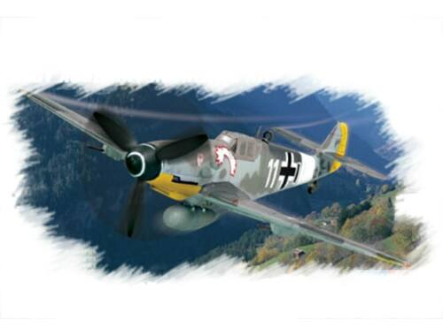 Hobby Boss Bf109 G-6 (early) 1:72 (80225)