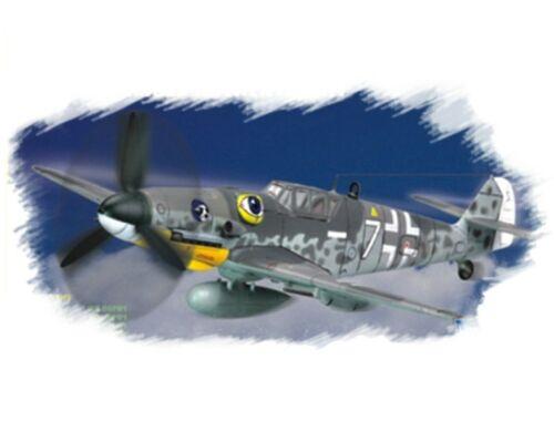 Hobby Boss Bf109 G-6 (late) 1:72 (80226)