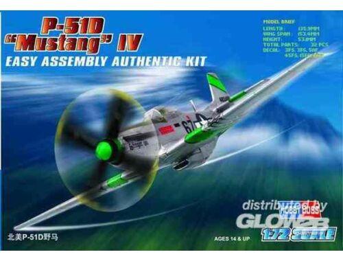 Hobby Boss P-51D ''Mustang'' 1:72 (80230)