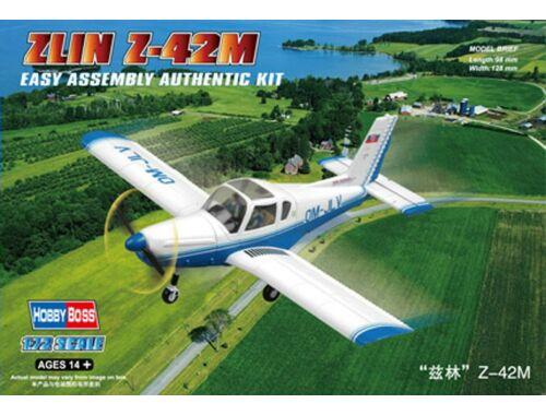 Hobby Boss ZLIN Z-42M 1:72 (80231)