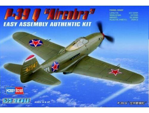 Hobby Boss American P-39 Q 'Aircacobra' 1:72 (80240)