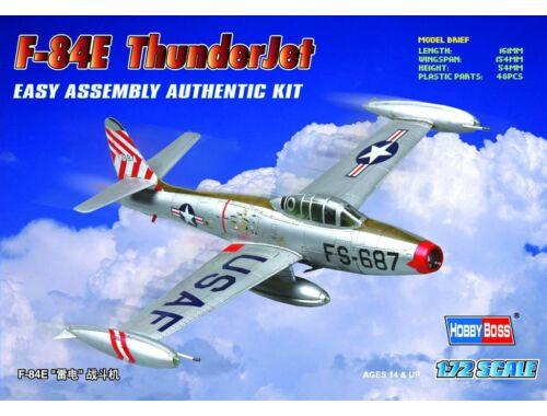 Hobby Boss American F-84E 'Thunderjet' 1:72 (80246)