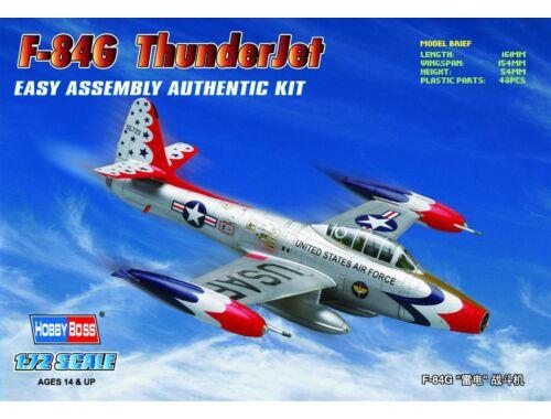 Hobby Boss American F-84G 'ThunderJet' 1:72 (80247)