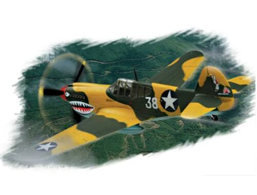 Hobby Boss P-40E ''Kitty hawk'' 1:72 (80250)