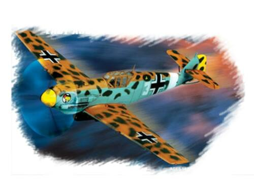 Hobby Boss Bf 109 E4 TROP 1:72 (80261)