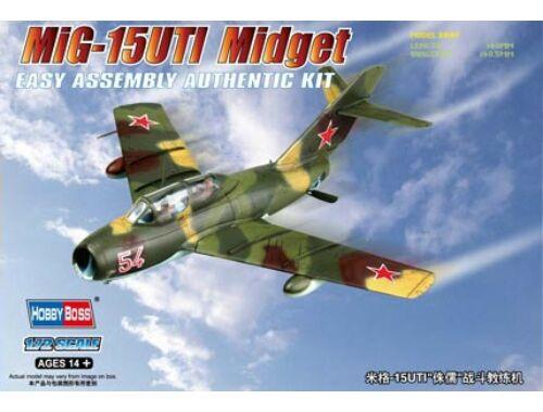 Hobby Boss MiG-15UTI Midget 1:72 (80262)