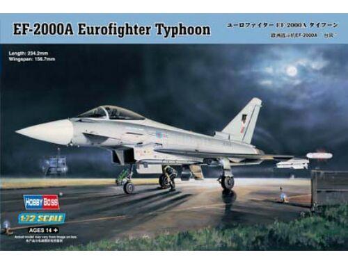 Hobby Boss EF-2000A Eurofighter Typhoon 1:72 (80264)
