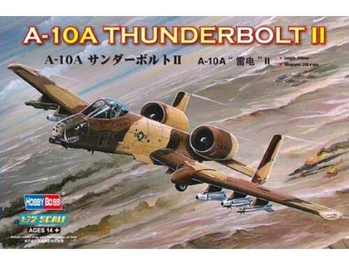 Hobby Boss A-10A Thunderbolt II 1:72 (80266)
