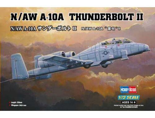 Hobby Boss N/AW A-10A THUNDERBOLT II 1:72 (80267)