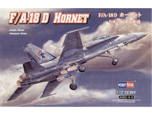 Hobby Boss F/A-18D HORNET 1:72 (80269)