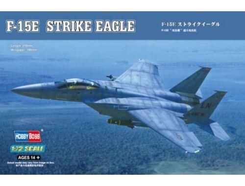 Hobby Boss F-15E Strike Eagle 1:72 (80271)