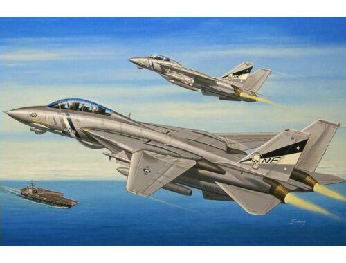 Hobby Boss F-14D Super Tomcat 1:72 (80278)