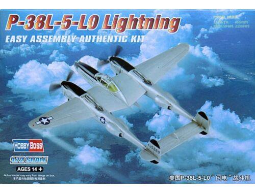 Hobby Boss P-38L-5-L0 Lightning 1:72 (80284)