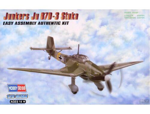Hobby Boss Junkers Ju-87D-3 Stuka 1:72 (80286)