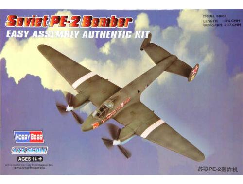 Hobby Boss Soviet PE-2 Bomber 1:72 (80296)