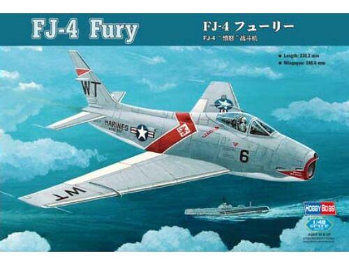 Hobby Boss FJ-4 Fury 1:48 (80312)