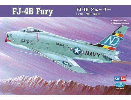 Hobby Boss FJ-4B Fury 1:48 (80313)