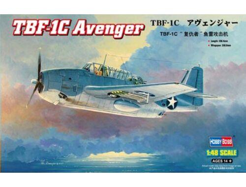 Hobby Boss Grumman TBF-1C Avenger 1:48 (80314)