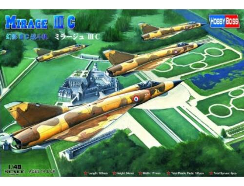 Hobby Boss Mirage IIIC Fighter 1:48 (80315)