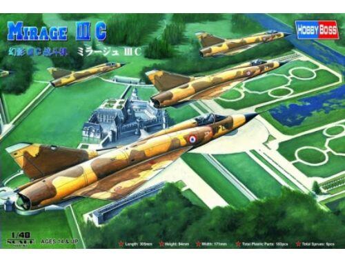 Hobby Boss Mirage IIIC Fighter 1:48 (80315)