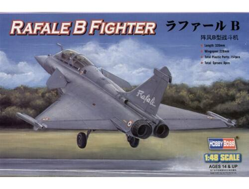 Hobby Boss France Rafale B Fighter 1:48 (80317)