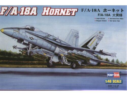 Hobby Boss F/A-18A Hornet 1:48 (80320)