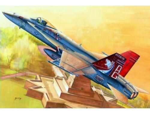 Hobby Boss F/A-18C Hornet 1:48 (80321)