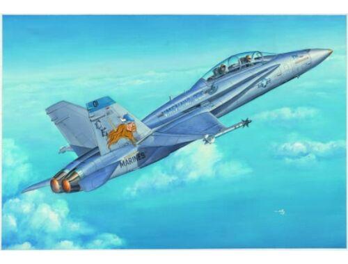Hobby Boss F/A-18D Hornet 1:48 (80322)
