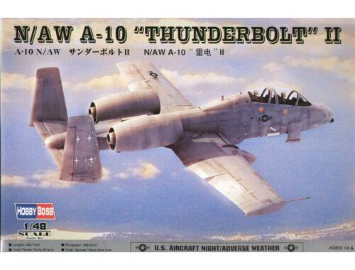 Hobby Boss N/AW A-10A Thunderbolt II 1:48 (80324)