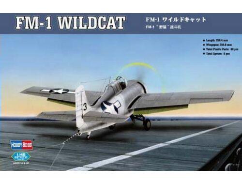 Hobby Boss FM-1 Wildcat 1:48 (80329)
