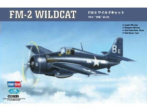 Hobby Boss FM-2 Wildcat 1:48 (80330)