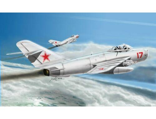 Hobby Boss MiG-17 PFU Fresco E 1:48 (80337)