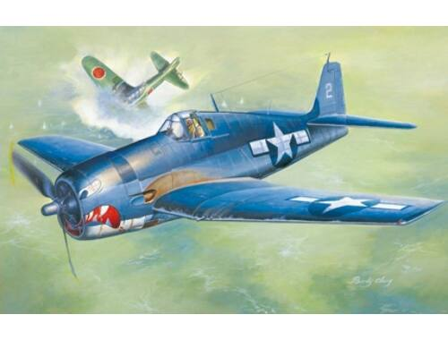Hobby Boss F6F-3 Hellcat Early Version 1:48 (80338)