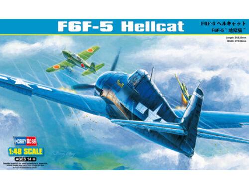 Hobby Boss F6F-5 Hell cat 1:48 (80339)