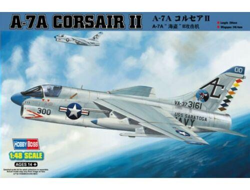Hobby Boss A-7A Corsair II 1:48 (80342)