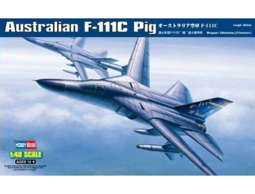 Hobby Boss Australian F-111C Pig 1:48 (80349)