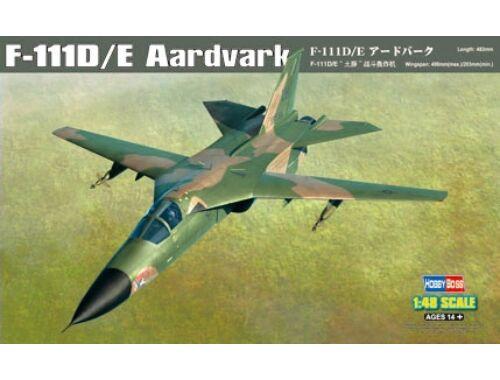 Hobby Boss F-111D/E Aardvark 1:48 (80350)