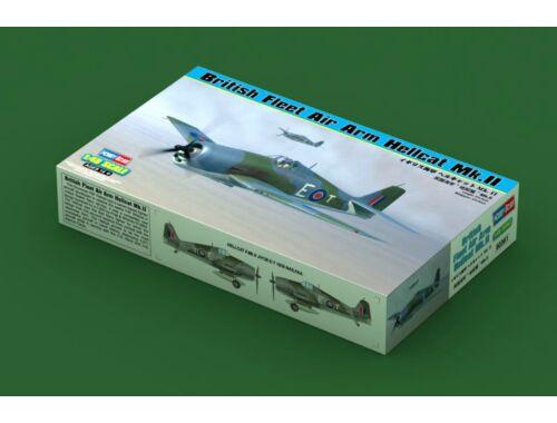 Hobby Boss British Fleet Air Arm Hellcat Mk.II 1:48 (80361)