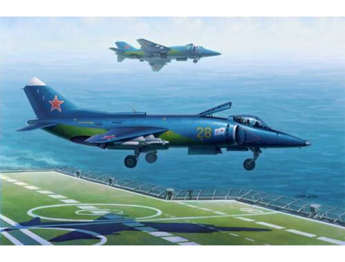 Hobby Boss Yak-38/Yak-38M Forger A 1:48 (80362)